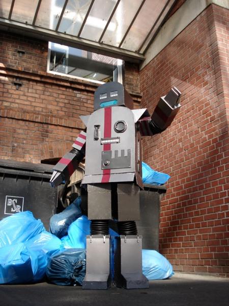 Roboteranzug<br>